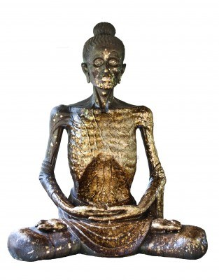 buddha magro