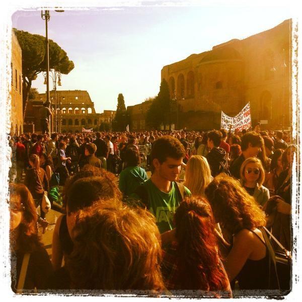 occupy Roma